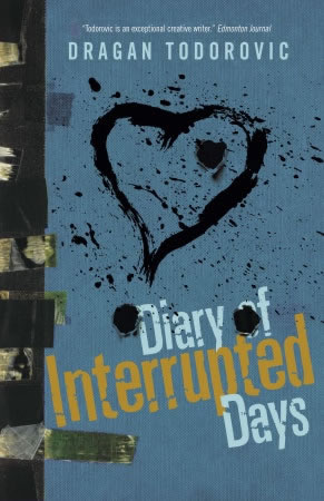 "Cover of the ""Diary of Interrupted Days"""